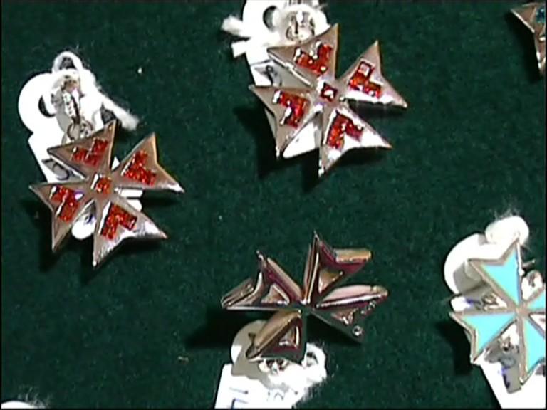 bijoux filigrane malte